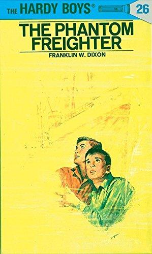 9780448089263: Phantom Freighter (Hardy Boys Mysteries)