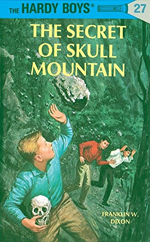 9780448089270: The Secret of Skull Mountain (Hardy Boys, Book 27)