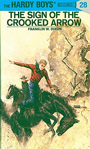 9780448089287: The Sign of the Crooked Arrow (Hardy Boys, Book 28)