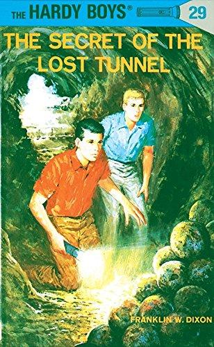 The Secret of the Lost Tunnel: Dixon, Franklin W.