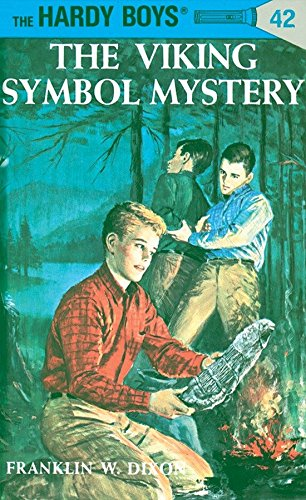 9780448089423: The Viking Symbol Mystery (Hardy Boys, Book 42)