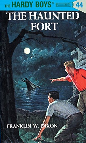 9780448089447: Hardy Boys 44: The Haunted Fort