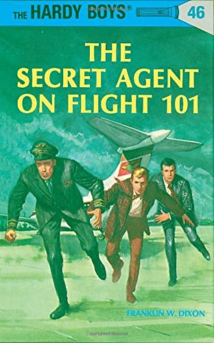 9780448089461: Hardy Boys 46: The Secret Agent on Flight 101