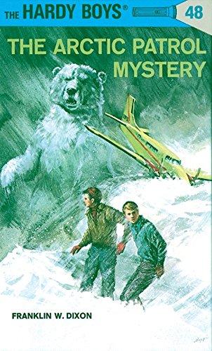 9780448089485: The Arctic Patrol Mystery (Hardy Boys, No. 48)