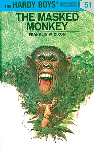 9780448089515: The Masked Monkey (Hardy Boys, No. 51)