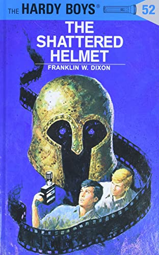 9780448089522: The Shattered Helmet (The Hardy Boys, No. 52)