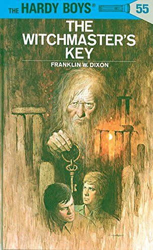 9780448089553: The Witchmaster's Key (The Hardy Boys #55)