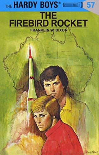 9780448089577: Hardy Boys 57: The Firebird Rocket