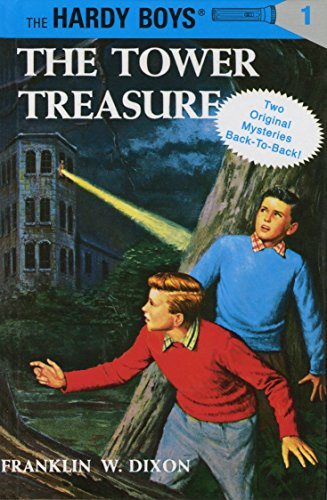 9780448089645: Hardy Boys Mystery Stories: The Tower Treasure #01/The House on the Cliff #02 (Hardy Boys (Hardcover))