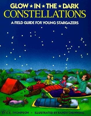 9780448090702: Glow-In-The-Dark Constellations: A Field Guide for Young Stargazers