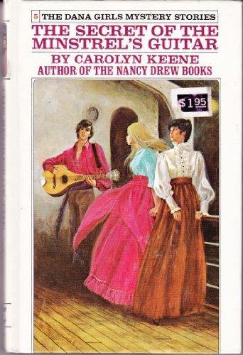 9780448090856: The Secret of the Minstrel's Guitar (The Dana Girls, 5)