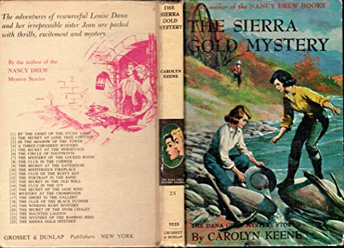 9780448090900: The Sierra Gold Mystery (Dana Girls Mystery Stories)