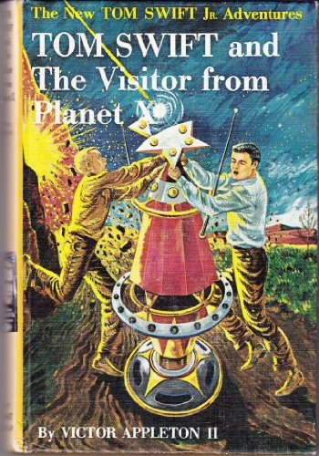 9780448091174: Tom Swift and the Visitor from Planet X