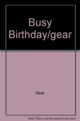 Busy Birthday/gear: Gear