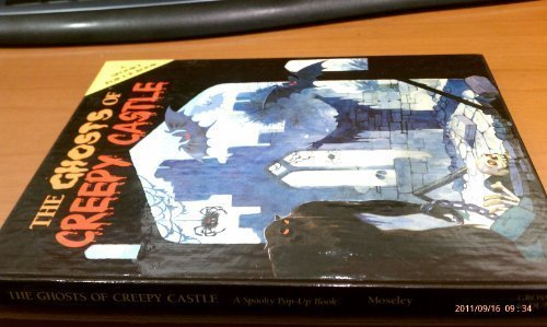 9780448092904: The Ghosts of Creepy Castle (A Spooky Pop-Up Book) (Mini Spooky Pop-ups)