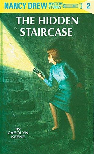 The Hidden Staircase (Nancy Drew Mystery Stories #2): Keene, Carolyn