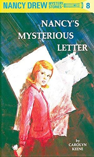 9780448095080: Nancy's Mysterious Letter (Nancy Drew Mystery Stories, Book 8)