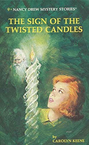 9780448095097: The Sign of the Twisted Candles (Nancy Drew, Book 9)