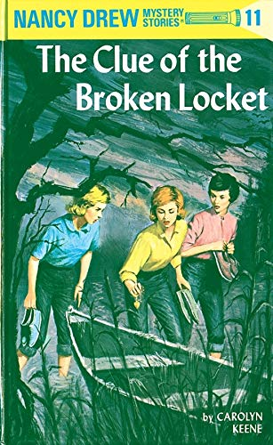 9780448095110: Clue of the Broken Locket (Nancy Drew Mysteries)