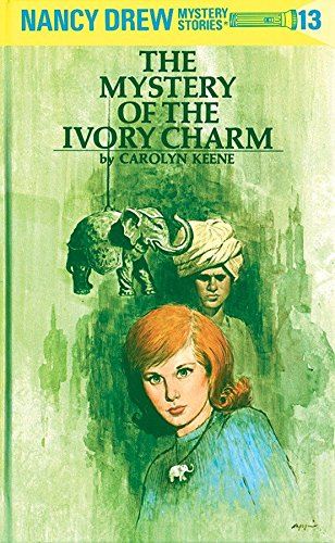 9780448095134: The Mystery of the Ivory Charm (Nancy Drew, Book 13)