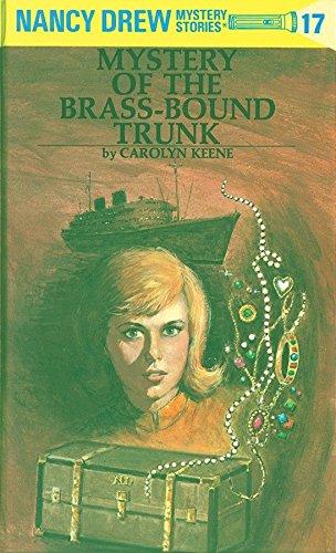9780448095172: The Mystery of the Brass-Bound Trunk (Nancy Drew, Book 17)