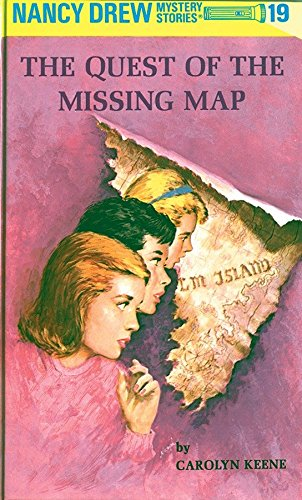 9780448095196: Quest of the Missing Map (Nancy Drew Mysteries)