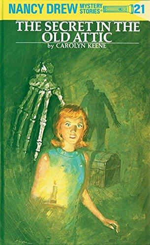 9780448095219: The Secret in the Old Attic (Nancy Drew, Book 21)