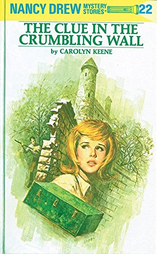 9780448095226: The Clue in the Crumbling Wall (Nancy Drew No. 22)