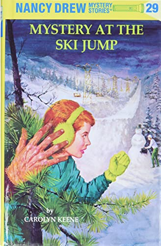 9780448095295: Mystery at the Ski Jump (Nancy Drew #29)