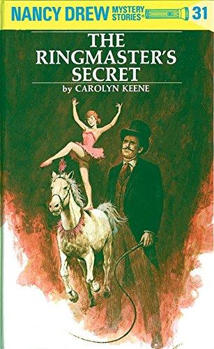 9780448095318: Nancy Drew Mystery Stories 31: the Ringmaster's Secret