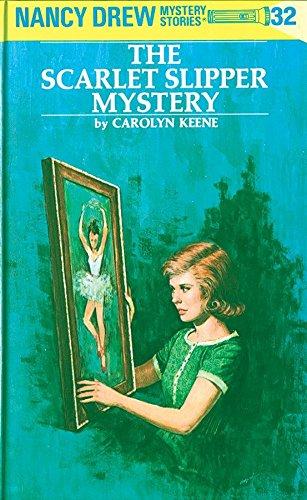 9780448095325: Scarlet Slipper Mystery (Nancy Drew Mysteries)