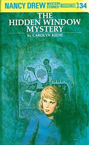 9780448095349: Nancy Drew 34: the Hidden Window Mystery