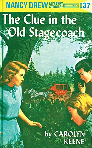 9780448095370: Nancy Drew 37: the Clue in the Old Stagecoach
