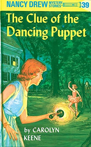 9780448095394: The Clue of the Dancing Puppet