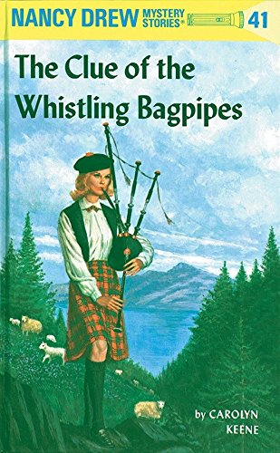 9780448095417: The Clue of the Whistling Bagpipes (Nancy Drew)