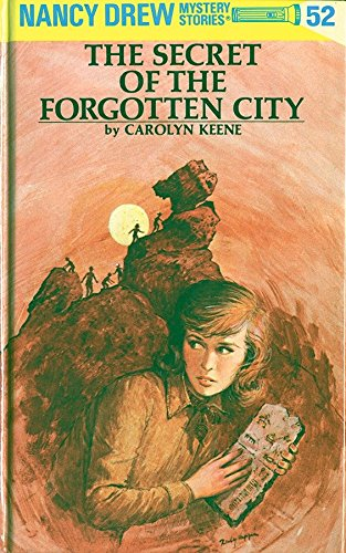9780448095523: Nancy Drew 52: the Secret of the Forgotten City