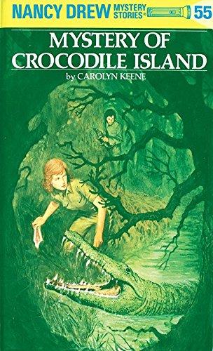 9780448095554: Mystery of Crocodile Island (Nancy Drew, No. 55)