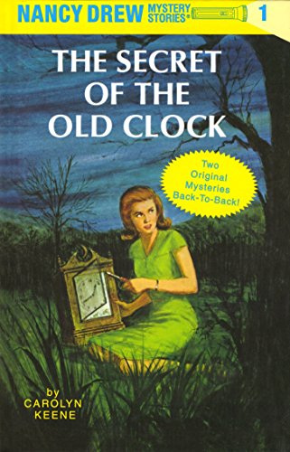9780448095707: Nancy Drew Mystery Stories : The Secret of The Old Clock and The Hidden Staircase