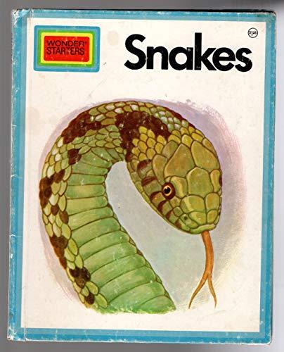 Snakes (Wonder Starters): Lorna Paull