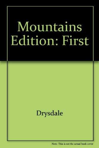 Mountains: Drysdale