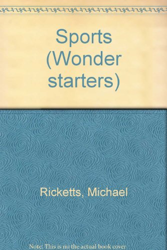 Sports (Wonder starters) (0448096951) by Ricketts, Michael