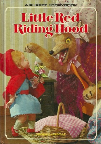 9780448097497: Little Red Riding Hood (A Puppet Storybook)