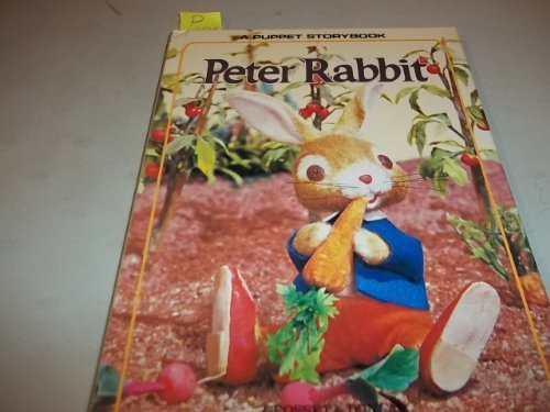 Peter Rabbit (Puppet Storybook) (0448097559) by Beatrix Potter
