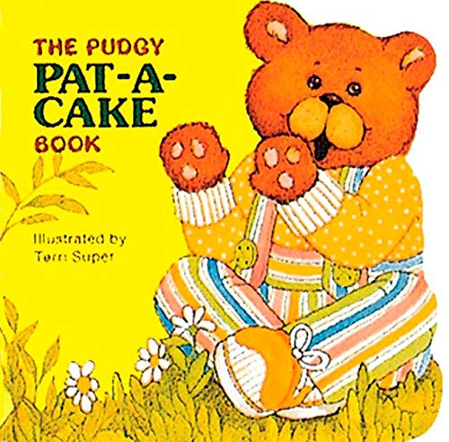 9780448102047: The Pudgy Pat-a-cake Book (Pudgy Board Books)