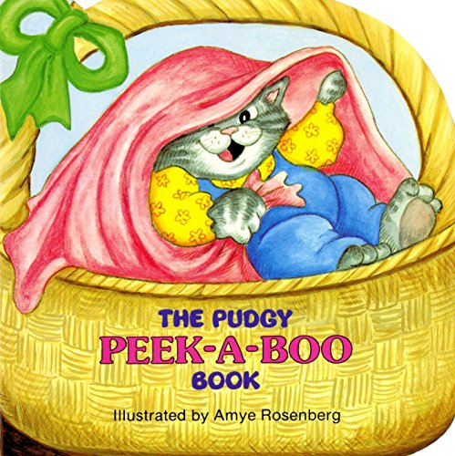 9780448102054: The Pudgy Peek-a-boo Book (Pudgy Board Books)