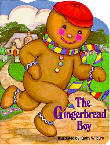 9780448102177: The Gingerbread Boy (Pudgy Pals)