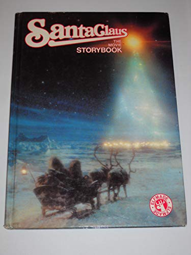 9780448102818: Santa Claus The Movie Storybook