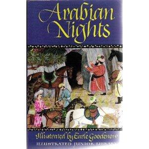9780448110066: Arabian Nights Pa (Illustrated Junior Library)