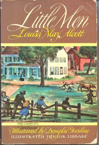 Little Men: Life at Plumfield with Jo's Boys (0448110180) by Louisa May Alcott