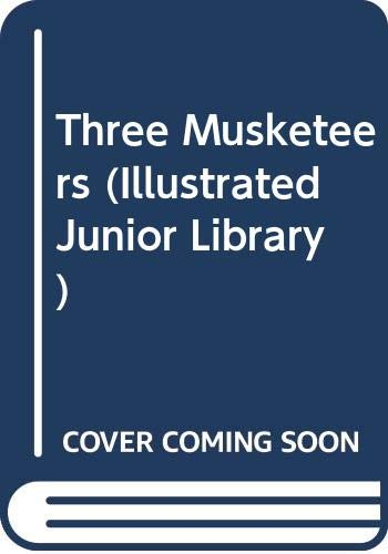 9780448110240: Three Musketeers (Illustrated Junior Library)